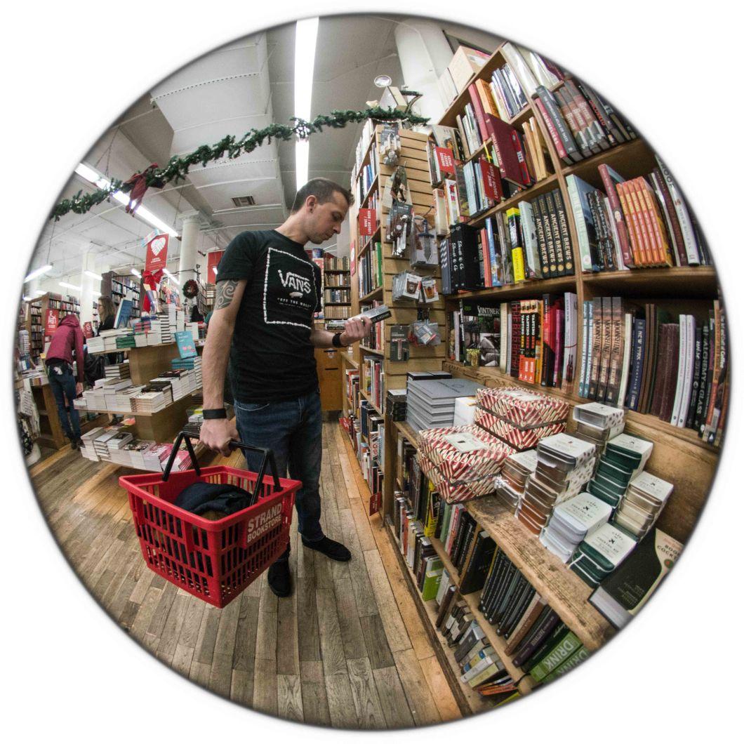 Strand Bookstore NYC Dec 2018 set 2 D.D. Teoli Jr. (11)