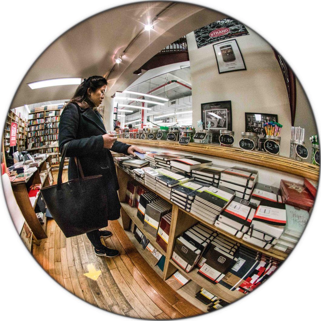 Strand Bookstore NYC Dec 2018 set 2 D.D. Teoli Jr. (40)